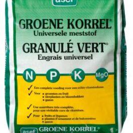 Asef  Groene korrel  25 kg