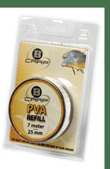 B-Carp Refil PVA 7 M  25 MM