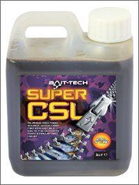 Bait tech liquid super csl krill & tuna  1 l