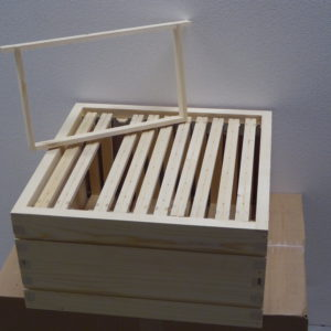 bijenhof simplex broedkamer ledig