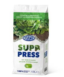 Viano Supp Press Slakkenvraat  6,5 L