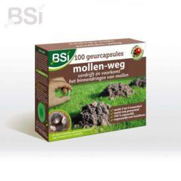 BSI Mollen-weg   100 geurcapsules