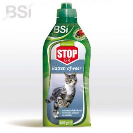 BSI  Stop GR Kattenafweer  60 m2