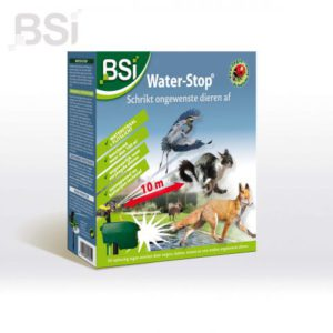 BSI   Water-stop sprinkler technologie   flash