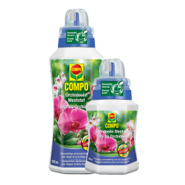 Compo Orchideeën meststof 0,25 L