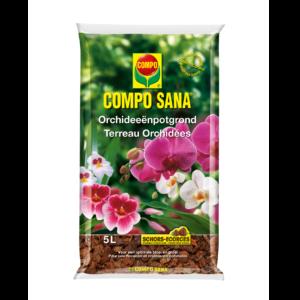 Compo Sana Orchideeën potgrond 5 L