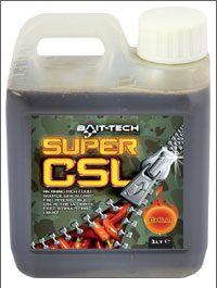 Bait tech liquid super csl chilli 1 l