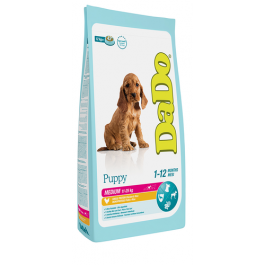 Dado  puppy medium 2 of 12 kg