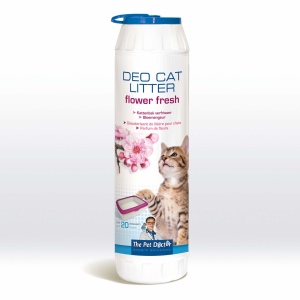 Deo Cat litter Flower Fresh 750 g
