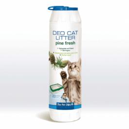 Deo Cat litter Pine Fresh 750 g