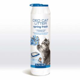 Deo Cat litter Spring Fresh 750 g