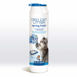 Deo Cat litter Spring Fresh 750 g