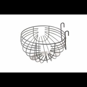 nestmand metaal draad 12 cm