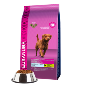 Eukanuba Adult large light weight control
