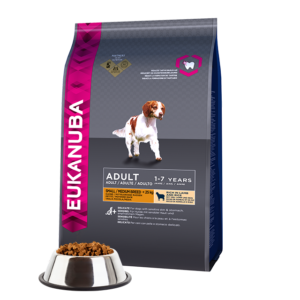 Eukanuba Adult medium lam