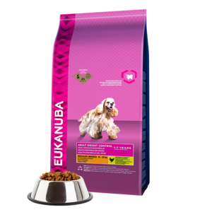 Eukanuba Adult medium light weight control