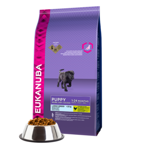 Eukanuba Puppy large kip