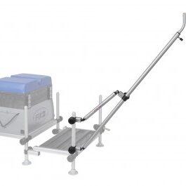 fix 2 FCSA 2645 multi verstelbare tele feeder arm 45°