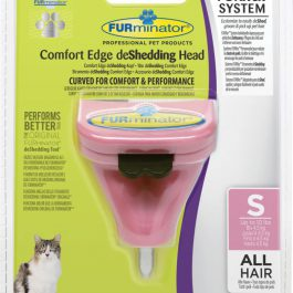 Furflex cat deshedding head S