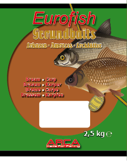 Eurofish Method red 1 kg