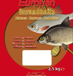 Eurofish Voorn 2,5 kg
