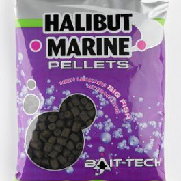 Bait tech halibut marine  pellets 1 kg