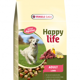 Happy Life Adult lam 3 of 15 kg