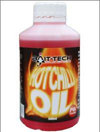 Bait tech hot chilli oil 500 ml