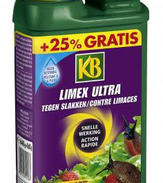 KB bestrijdt slakken met KB Limex Ultra