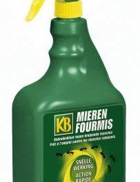 Spray tegen mieren van KB