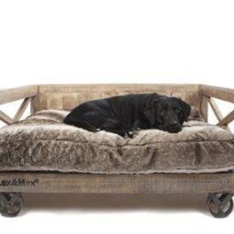Lex & Max hondenbank met gratis kussen