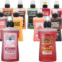 Bait tech liquid & oils  250 ml