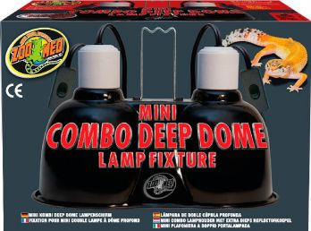 LF-19EC mini combo deep dome lamp