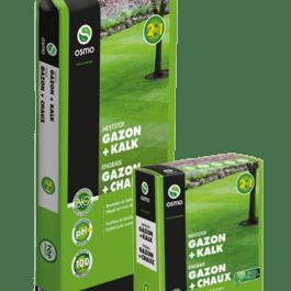 Osmo Gazon +  Kalk