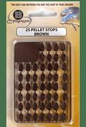 B-Carp Pellet Stop – Brown