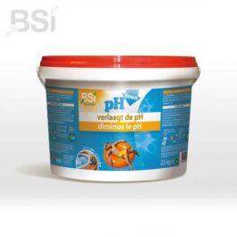 BSI  Ph down poeder 2,5 kg