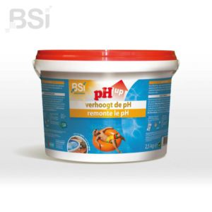 BSI  Ph Up  poeder  2,5 kg