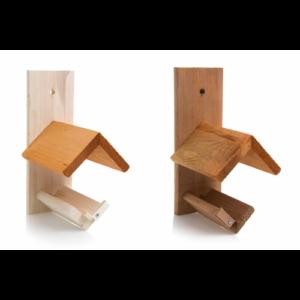 pindakaas houder in hout