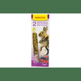 Benelux sticks knaagdieren bosvruchten