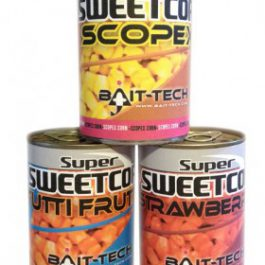 Bait tech super sweetcorn 300 gr