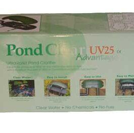 TMC pond clear 25 w