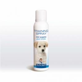 Trainig spray puppy