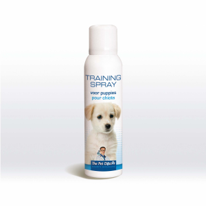 Trainig spray puppy