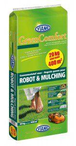 Viano  Robot & mulching