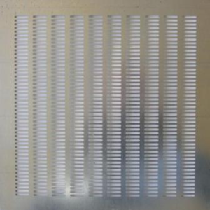 bijenhof  koninginnerooster plaat 410 x 470