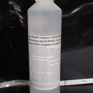 bijenhof  azijnzuur 1 l  ijsazijn