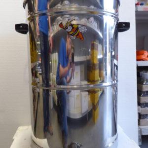 bijenhof  rijper inox 100 kg large