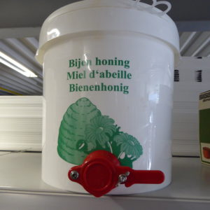 bijenhof  honingemmer + kraan 25 kg