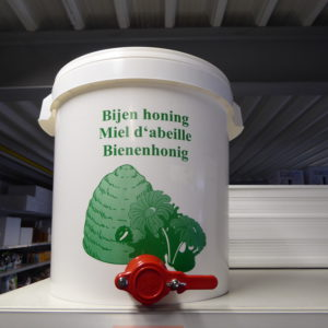 bijenhof  honingemmer + kraan 40 kg