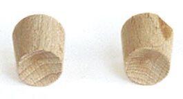 bijenhof houten doppen 10 st